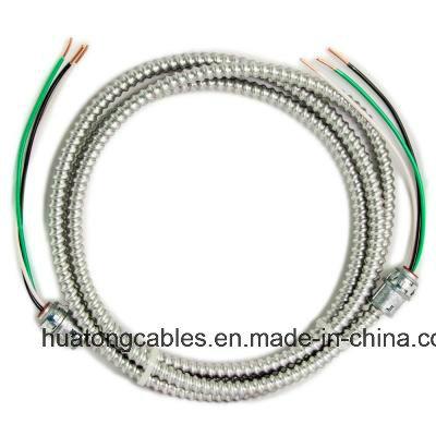 China Ul 1569 3x10 3x8 3x6 Awg Steel Aluminum Tape
