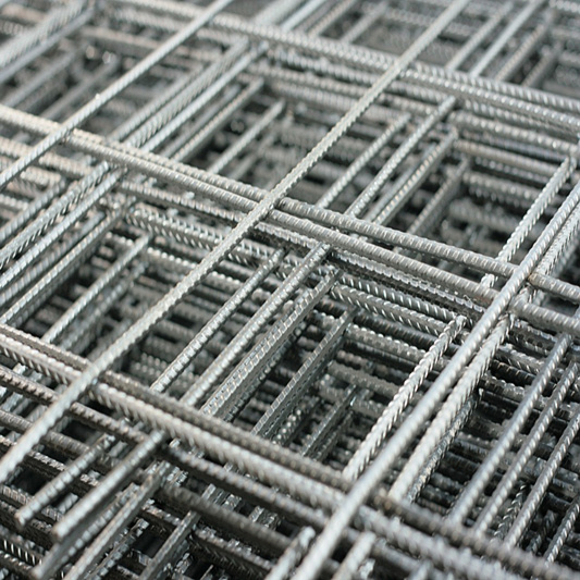 China 6x6 Welded Reinforcing Construction Wire Mesh