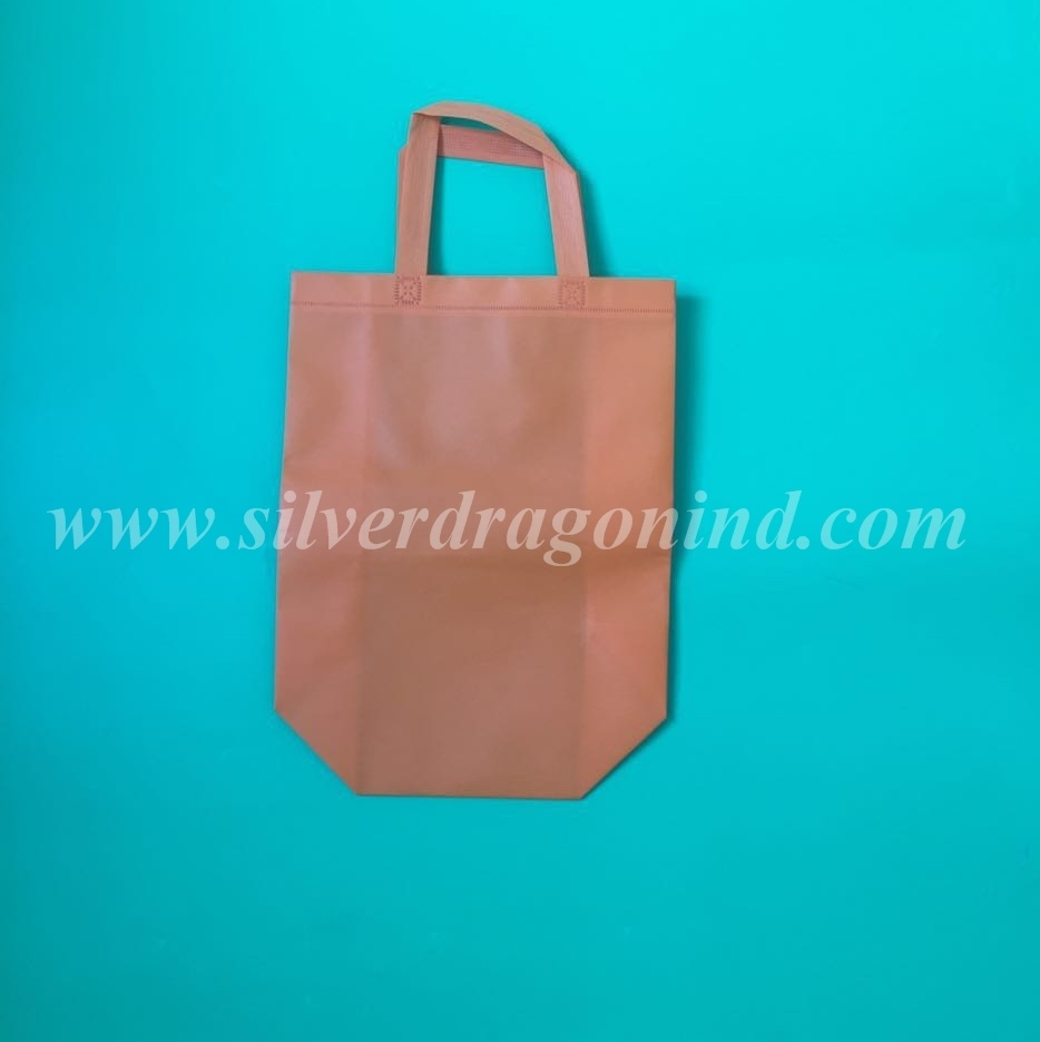 China Factory Deriect Price Recycle Handle Non Woven Shopping Bag ...