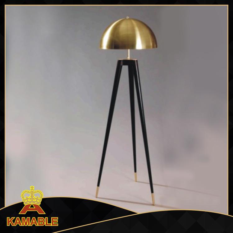 China Modern Design Metal Gold Shade