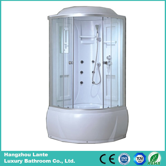 Economic Shower Cubicle with ABS Back (LTS-608)
