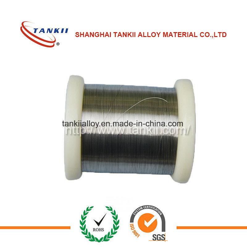 China High Temperature Alloy Nichrome NiCr6015 Wire/Cronifer II ...