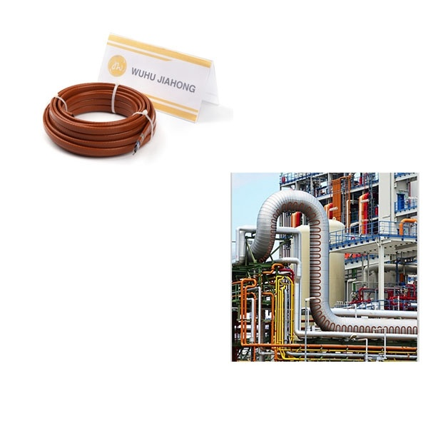 Industry-Use Tanks Tubes Valves Drainage Freeze Protection Heat Cables