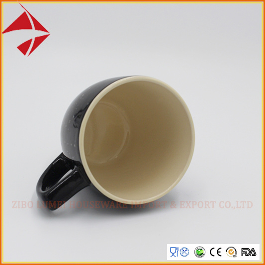 [Hot Item] Wholesale Home Drinking Round Coffee Cups Colored Ceramic  Mug/Coffee Mug Set for Gift