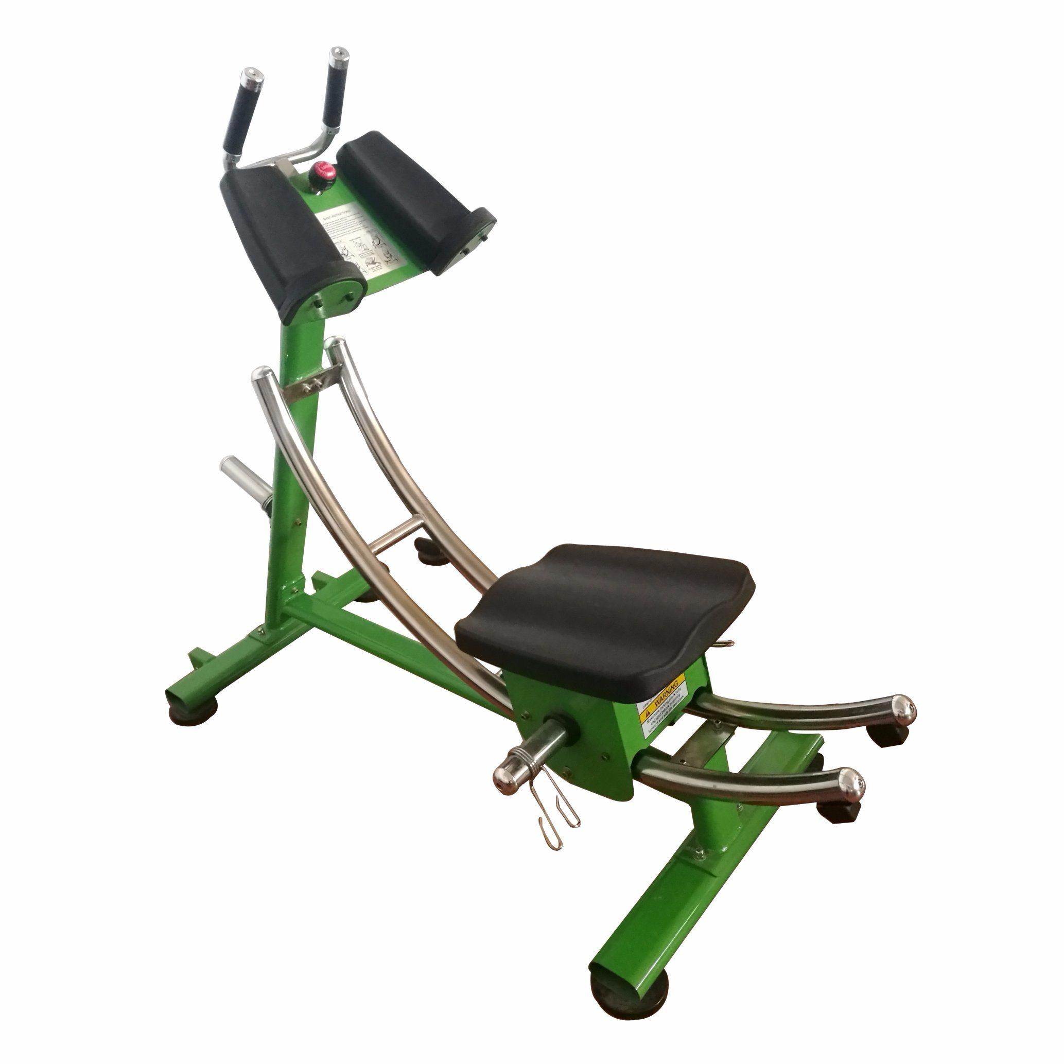 China new home gym use ab exerciser machine ab roller china gym