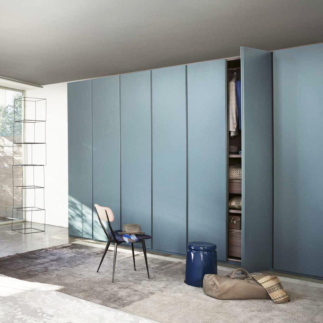 [Hot Item] Wholesale Custom Made Italian Style Modern Bedroom Wall  Wardrobes Designs