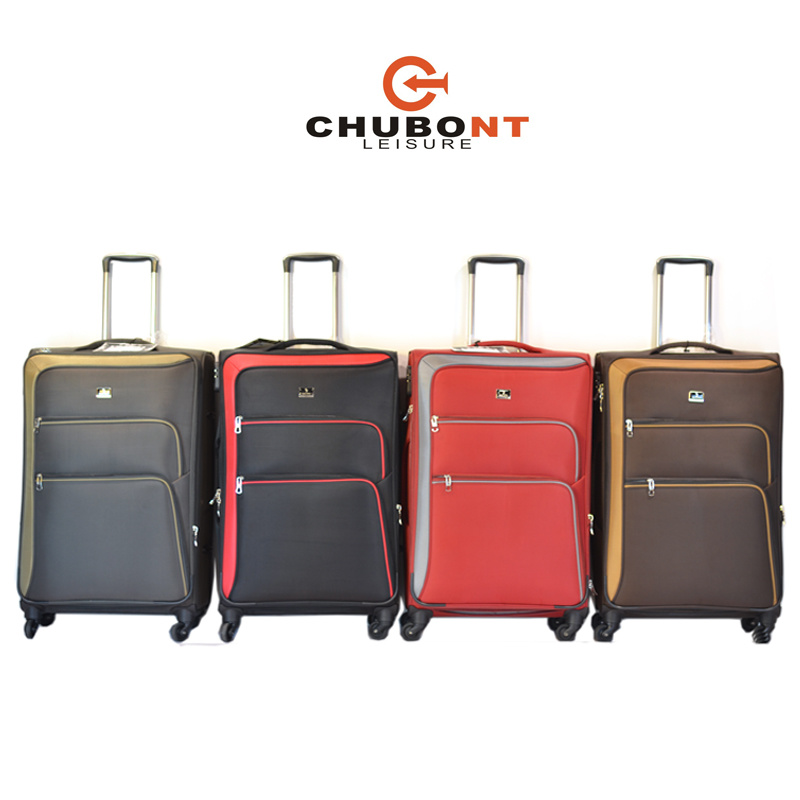 72d116c8abe7 [Hot Item] Chubont New 4PCS Spinner Wheels Hot Selling Travel Luggage Bag