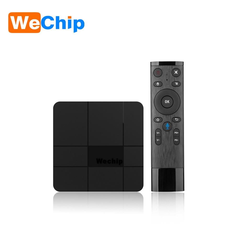 [Hot Item] 2018 Factory Price Best Quality Android 7 1 Smart TV Box Amlogic  S905W 2g/16g Wechip V8 Plus TV Box