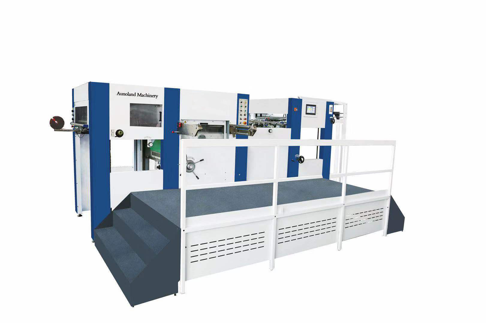 EX-1300T Corrugated Paper Automatic Die-Cutting Machine pictures & photos