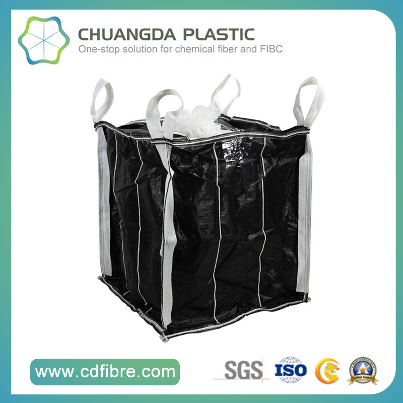 Big FIBC Bulk Bag Baffle Ton Bag for Packing Chemicals pictures & photos