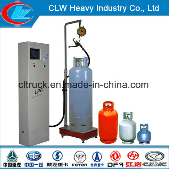 1 300 Kg Type Lpg Electrical Manual Type Cylinder Filling Scales