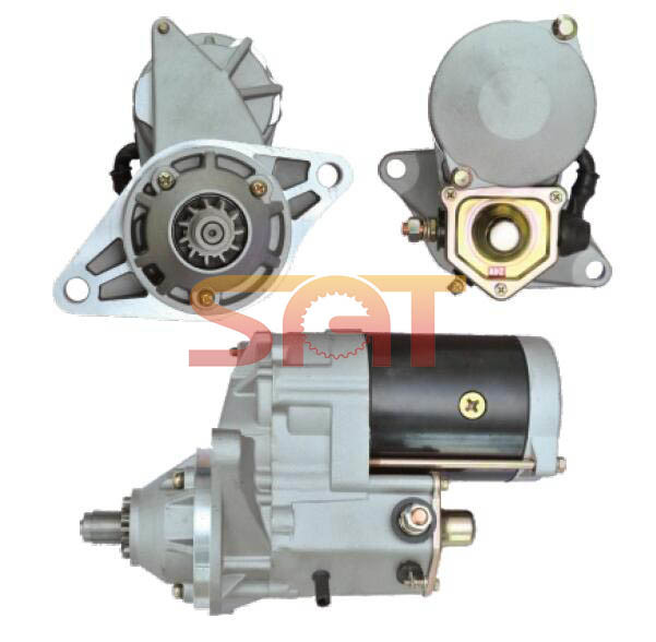 Starter for Isuzu 128000-4250 19516 18155 Str-9103