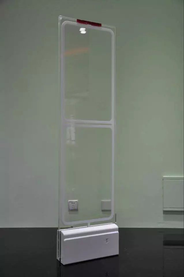Acoustic Magnetic Anti-Theft Acrylic Door for Store