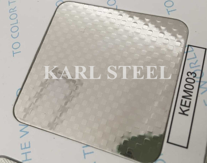 Stainless Steel 410 Cold Rolled Sheet with Ba Finish pictures & photos