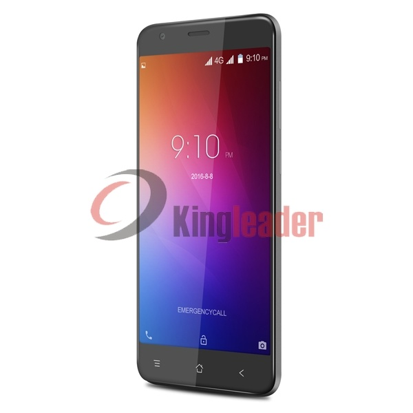 5.5inch HD IPS Quad-Core 4G Android 6.0 Smartphone with Ce (K7)