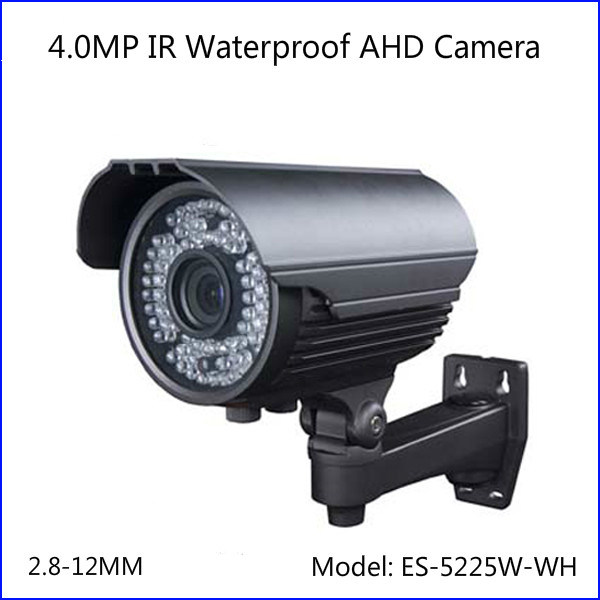 4MP HD IR Waterproof Security CCTV Ahd Camera for Outdoor Surveillance pictures & photos