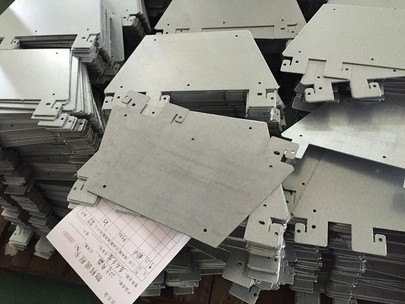 Custom Stainless Steel Sheet Metal Stamping Part