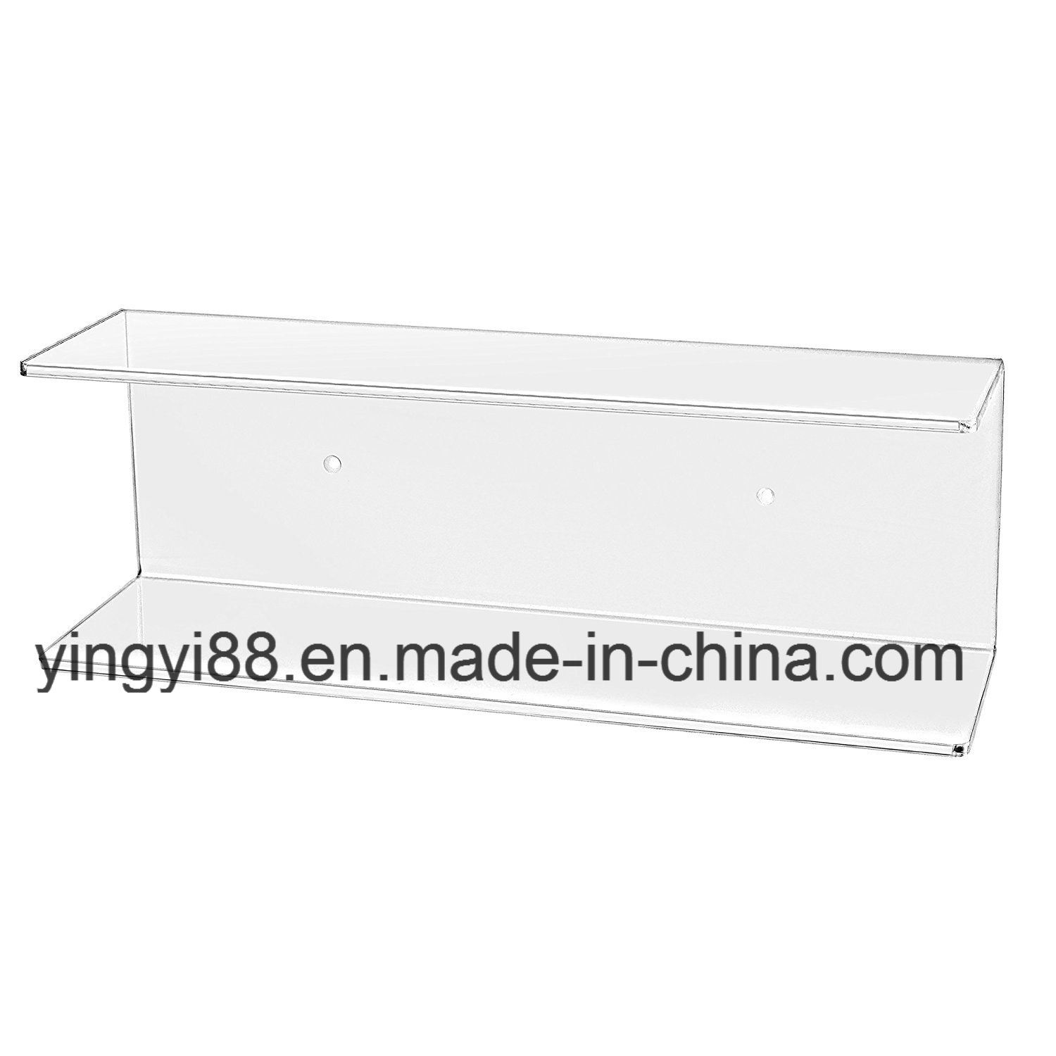 Factory Direct Sale Acrylic Shelves Display pictures & photos