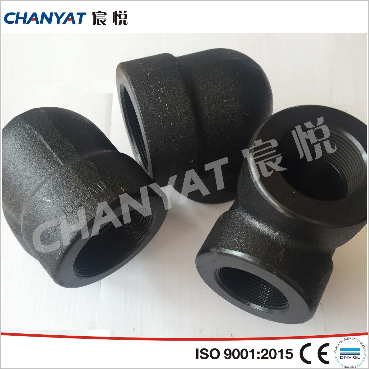 Various Material Forged Fittings (Socket Weld Fittings & Threaded Fittings) pictures & photos