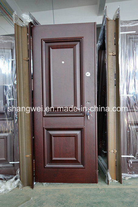 Adjustment Frame Steel Security Door