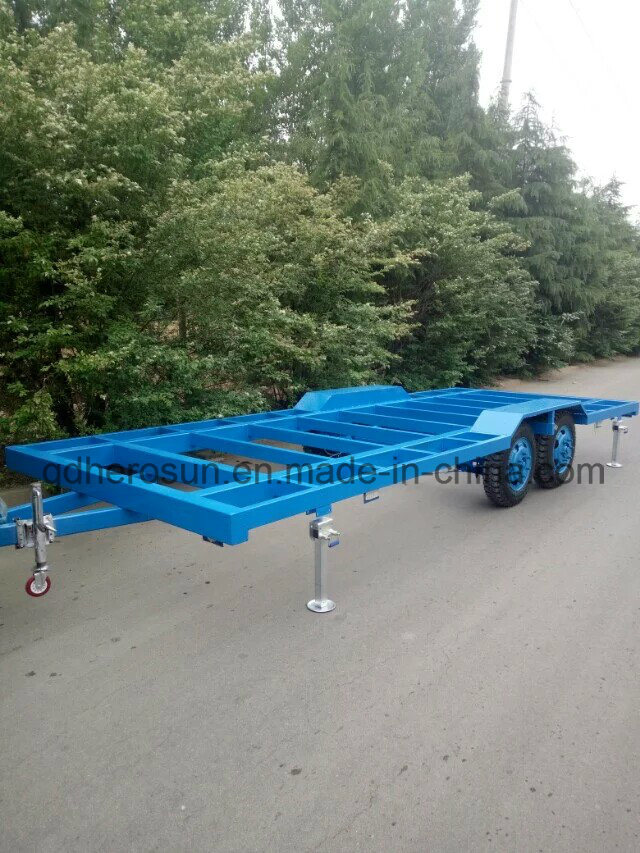 5 Tons Recreational Vehicle Trailer Chassis