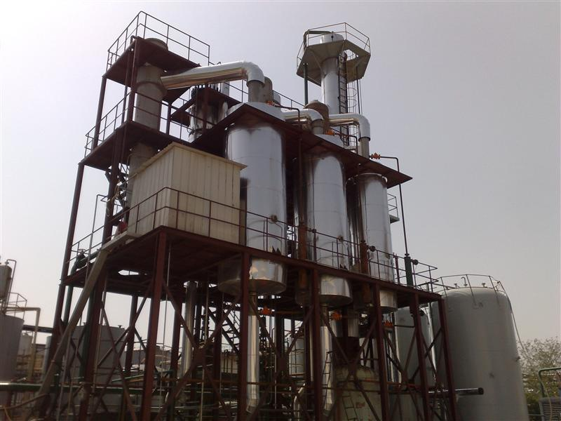 Multiple-Effect Forced Circulation Crystallization Evaporator for Edible Salt