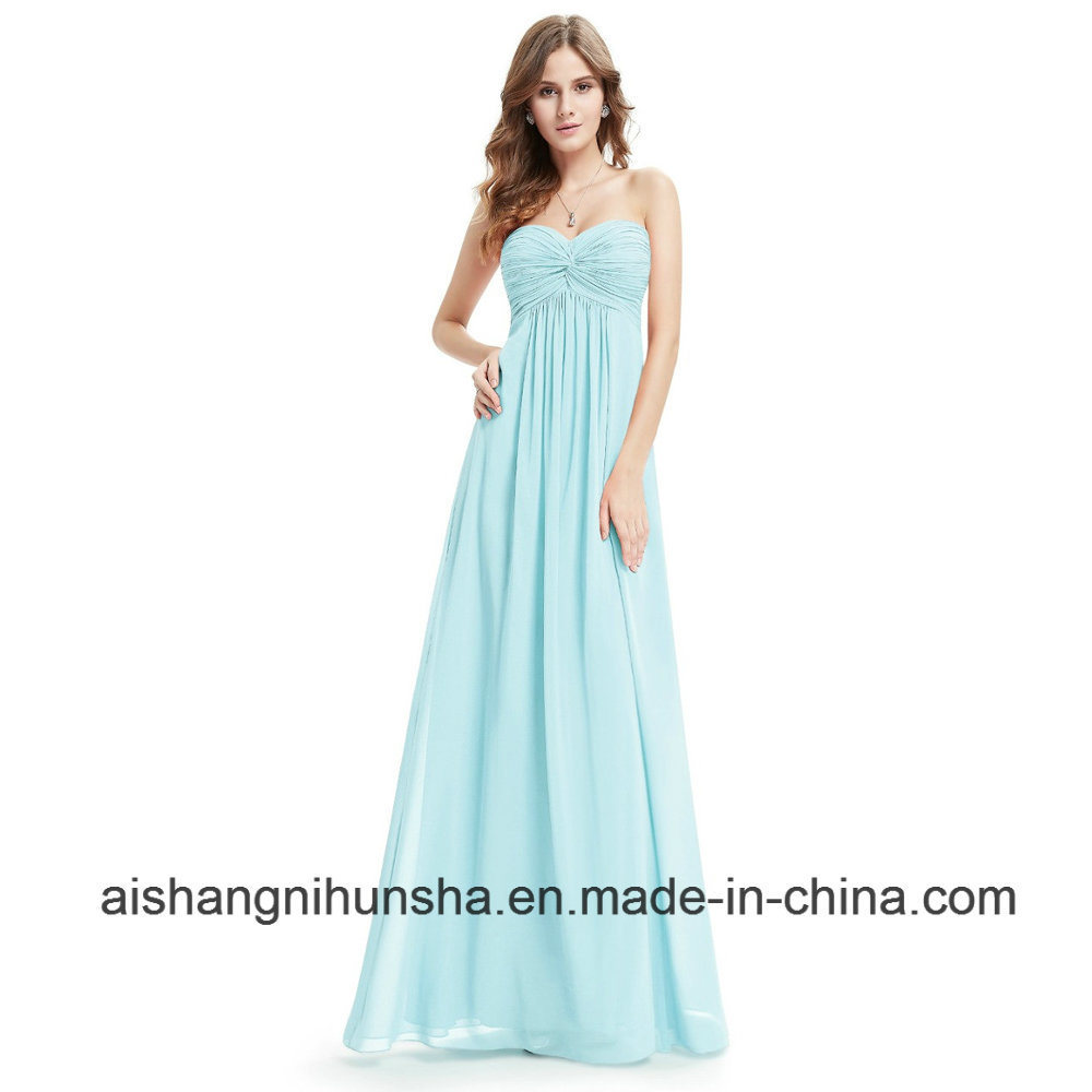 China Style Evening Dress Elegant Ladies Sleeveless Floor-Length ...