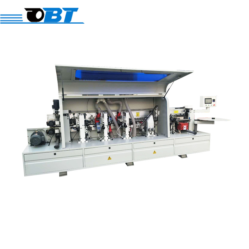 [Hot Item] China Fully Automatic Industrial Best Edge Banding Machine for  Wood