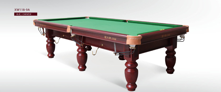 Star Cheap Chinese Style Billiard Table XWA China Pool - Chinese pool table