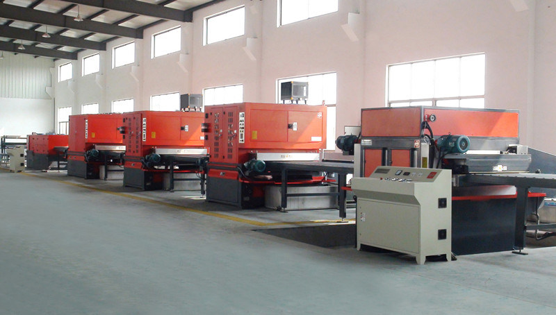 Stainless Steel Coil to Coil/ Sheet to Sheet No.4 Hairline Grinding Finishing Line