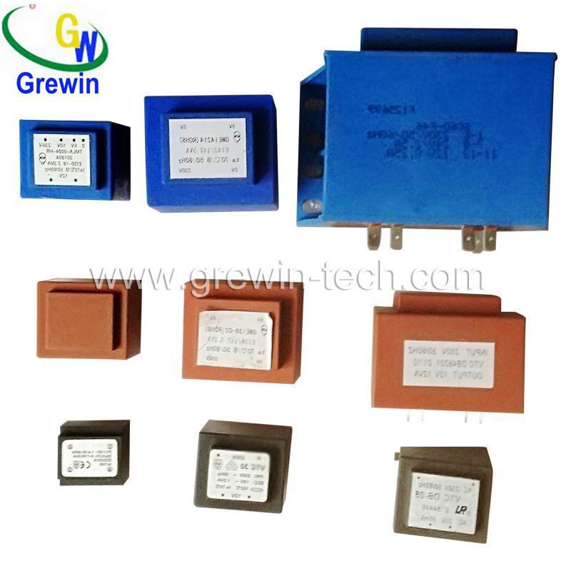 Encapsulated Transformer (EE20) , Ei Low Frequency Transformer pictures & photos