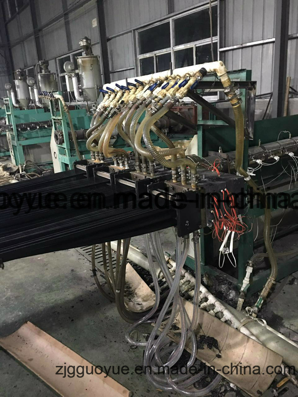 Thermal Breaking Profiles Polyamide Tape Production Machine