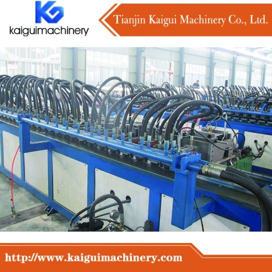 Fully Automatic Fut T Grid Roll Forming Machinery pictures & photos