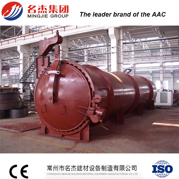 High Temperature Side Opening AAC Autoclave, AAC Block Making Machine pictures & photos