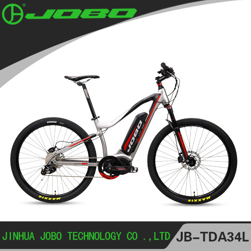 Electric Bike with Bafang Ultrasystemg 510 48V 500W Middle Motor pictures & photos
