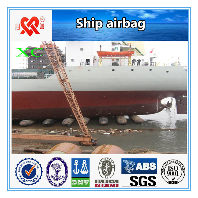 Ship Lifting and Losding Marine Rubber Airbags