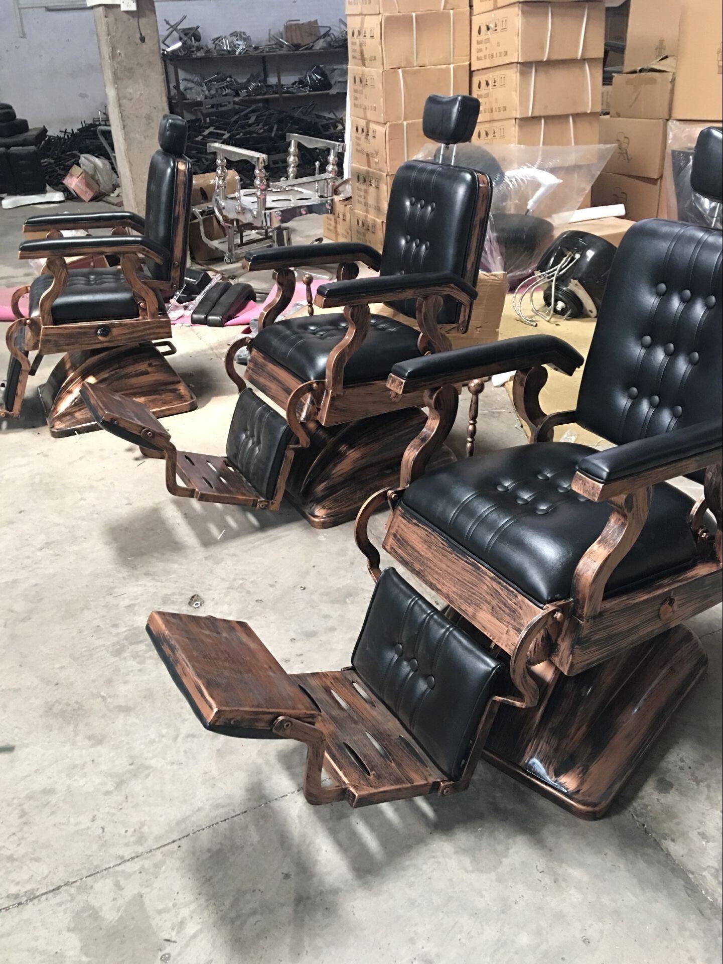 China Barber Shop Furniture Barber Chair for Sale Craigslist
