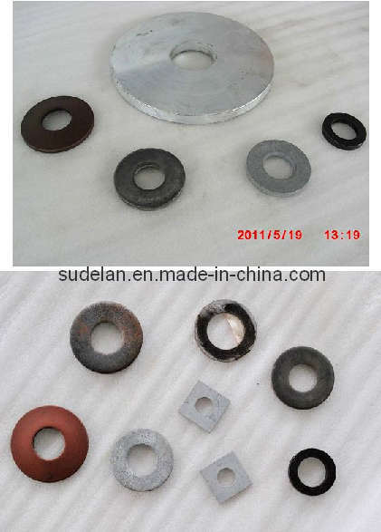 China Different Types of Flat Washer /Spring Washer - China