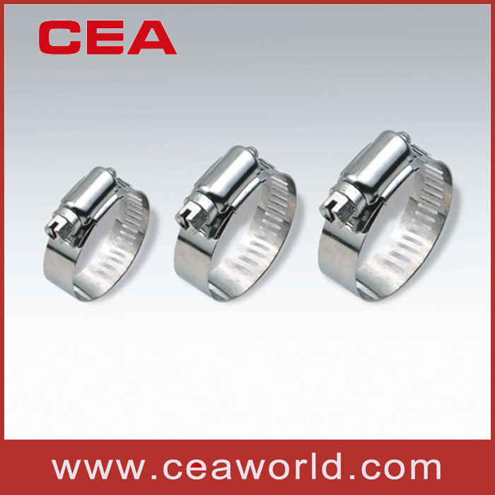 China American Type Stainless Steel Hose Clamps (Wire Clamps) Photos ...