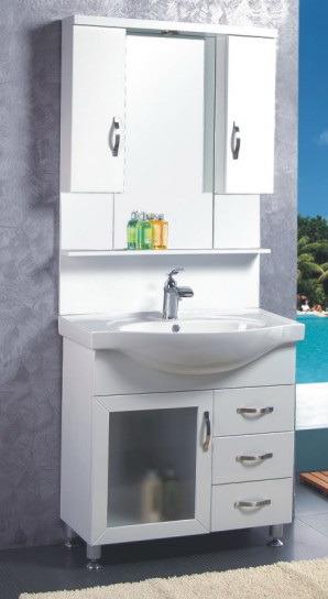 China MDF/PVC Bathroom Cabinet Furniture (C 6306)   China Bathroom Furniture,  Bathroom Furniture Cabinets