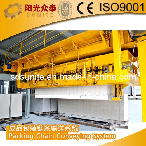 China Keda Suremaker AAC Block/Brick/Panel Production Line