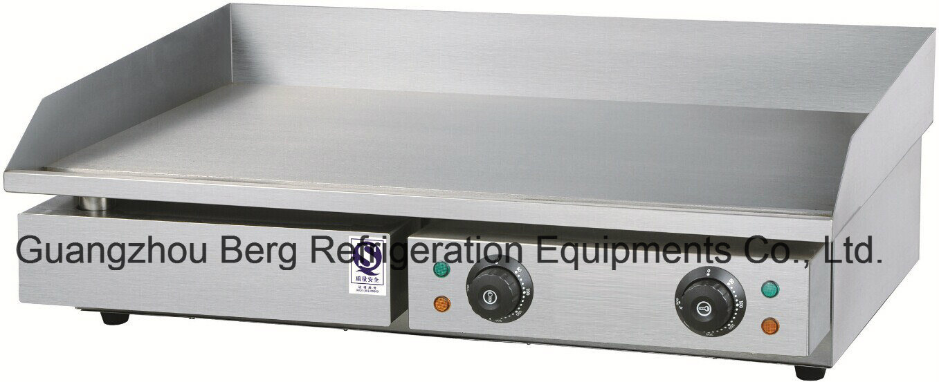 China Commercial Kitchen Equipment Freestanding Electric Griddle   China  Electric Griddle, Stainless Steel Electric Griddle