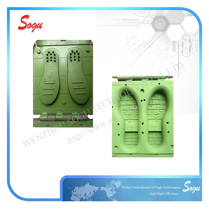 One Pair Second Froming Mould for EVA Injection Machine
