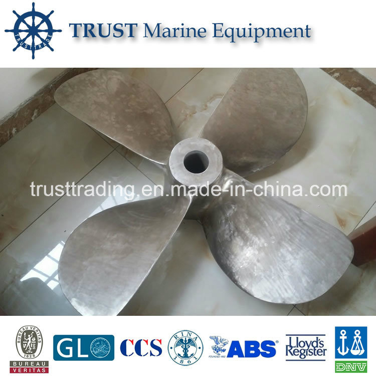 China Small Stainless Steel Boat Propeller Photos & Pictures - Made
