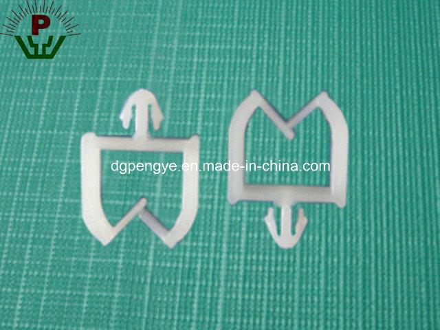 China Plastic Arrow Mountable PCB Wire Saddle - China Wire Saddle, Clamp
