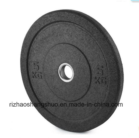Barbell Weight Lifting Plates Gym Fitness Hi-Temps Bumper Plate pictures & photos
