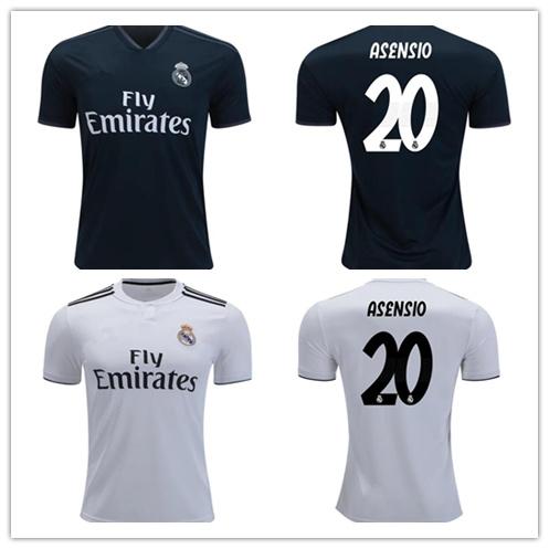 quality design 30e6c e83c8 China Real Madrid Jerseys 20 Marco Asensio Soccer Jerseys ...