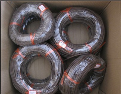 High Quality Viton Cord, FKM Cord, Fluorubber Cord Made with 100% Virgon Viton Rubber