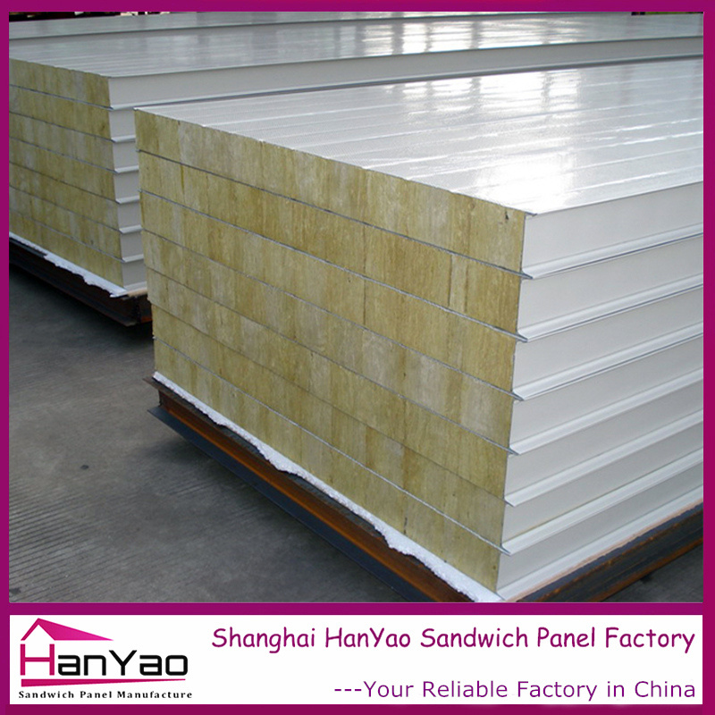 China thermal insulation fireproof cladding rockwool for Fireproof rockwool