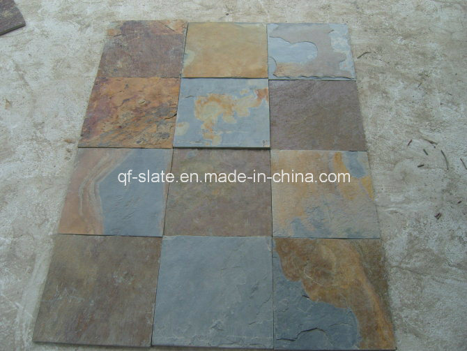 I Desert Autumn Slate Tiles China